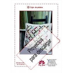 Proyecto Cojín pétalos PDF