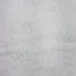 Tela borreguillo blanco
