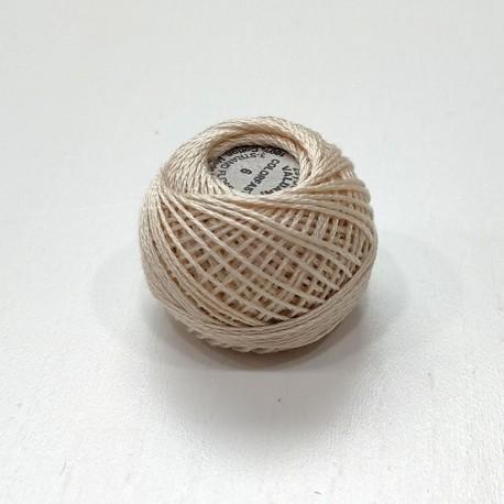 Perle thread 12 beige