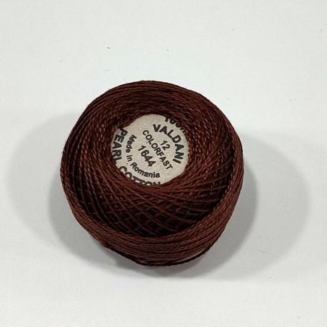 Perle thread 12 brown