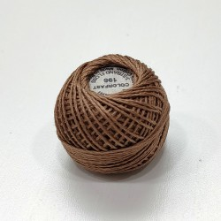 Thread Valdani 3 strands brown