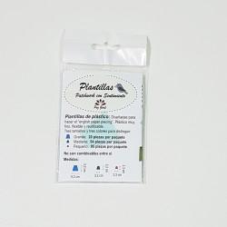 Plantilla Dedal Verde
