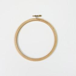 Bastidor bordar 12 cm diámetro