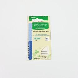 CLOVER very thin flower pin